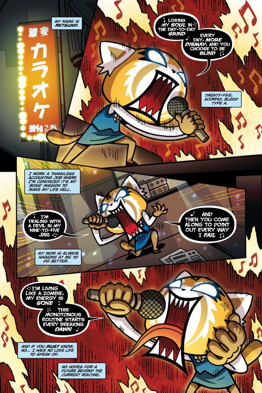 AGGRETSUKO-LITTLE-REI-REFERENCE-07 ComicList Previews: AGGRESTSUKO VOLUME 3 LITTLE REI OF SUNSHINE HC