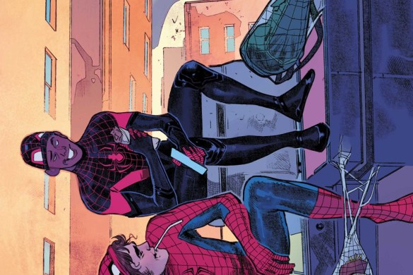 ASM2018074_Pichelli_Miles_Variant 10th anniversary of Miles Morales celebrated with variant covers