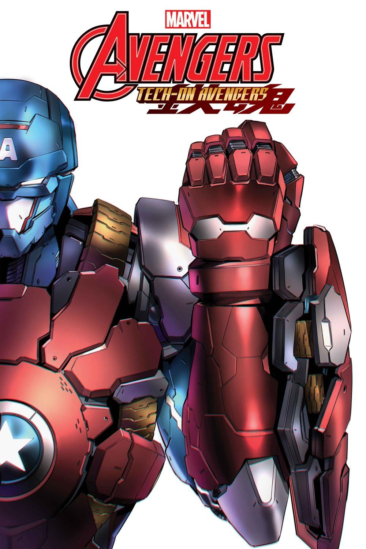 AVENTECHON2021002_Cov Marvel Comics September 2021 Solicitations