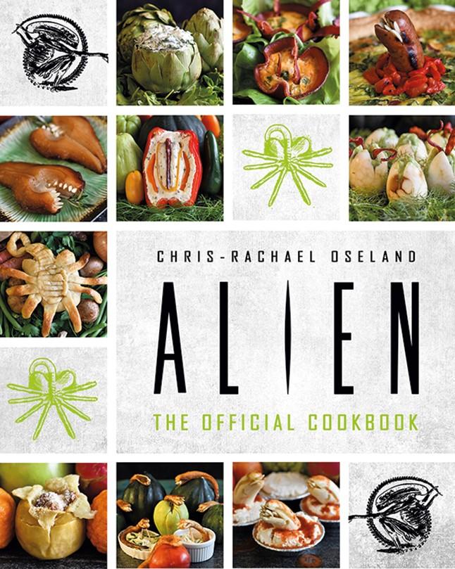 AlienCookbook Titan Comics September 2021 Solicitations