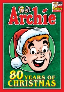Archie80YearsOfChristmas-207x300 Archie Comic Publications September 2021 Solicitations