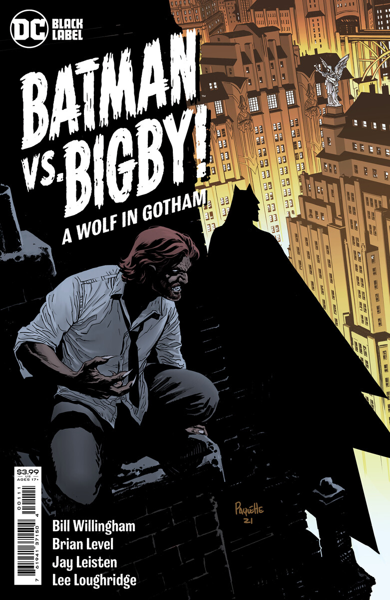 BAT-VS-BIGBY-1-main-cover-FINAL_60c120a3ea9119.98633331 Bill Willingham returns to DC for FABLES, BATMAN, and more