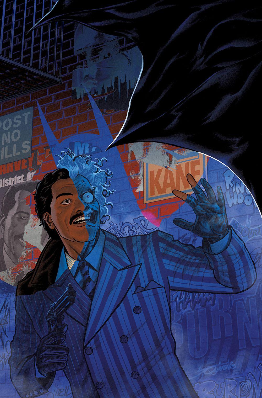 BATMAN_1989_Cover_2Face DC Comics September 2021 Solicitations