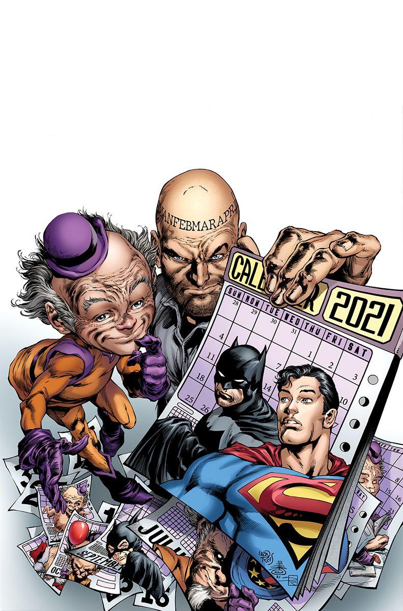 BATSUPE22cvrinksV2 DC Comics September 2021 Solicitations