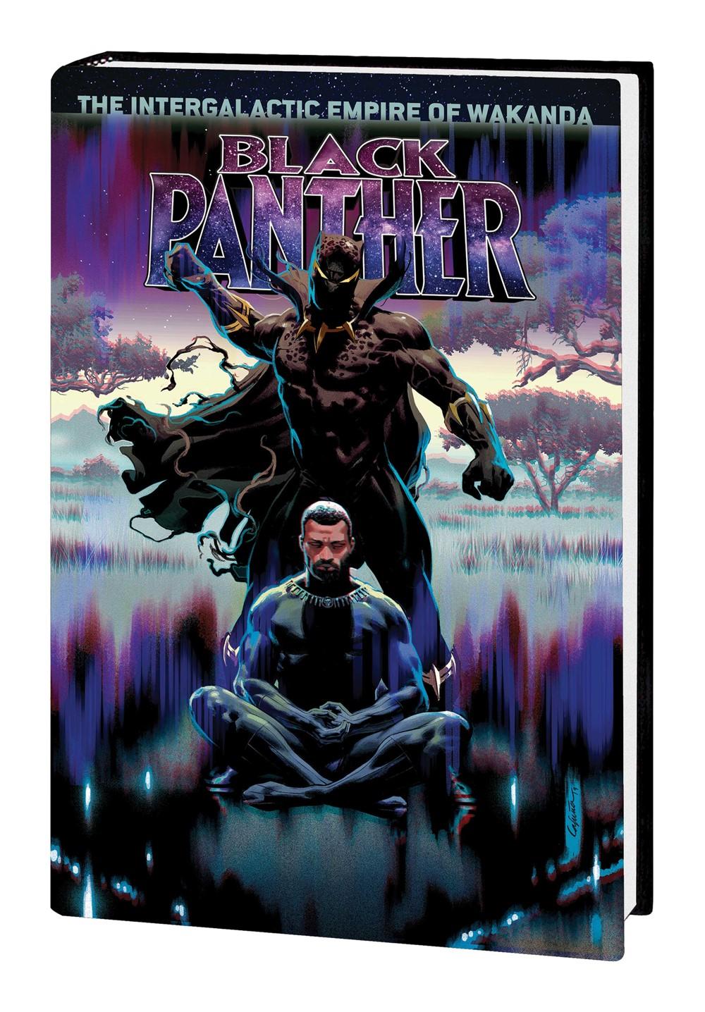 BLACK_PANTHER_VOL_4_P2_HC Marvel Comics September 2021 Solicitations