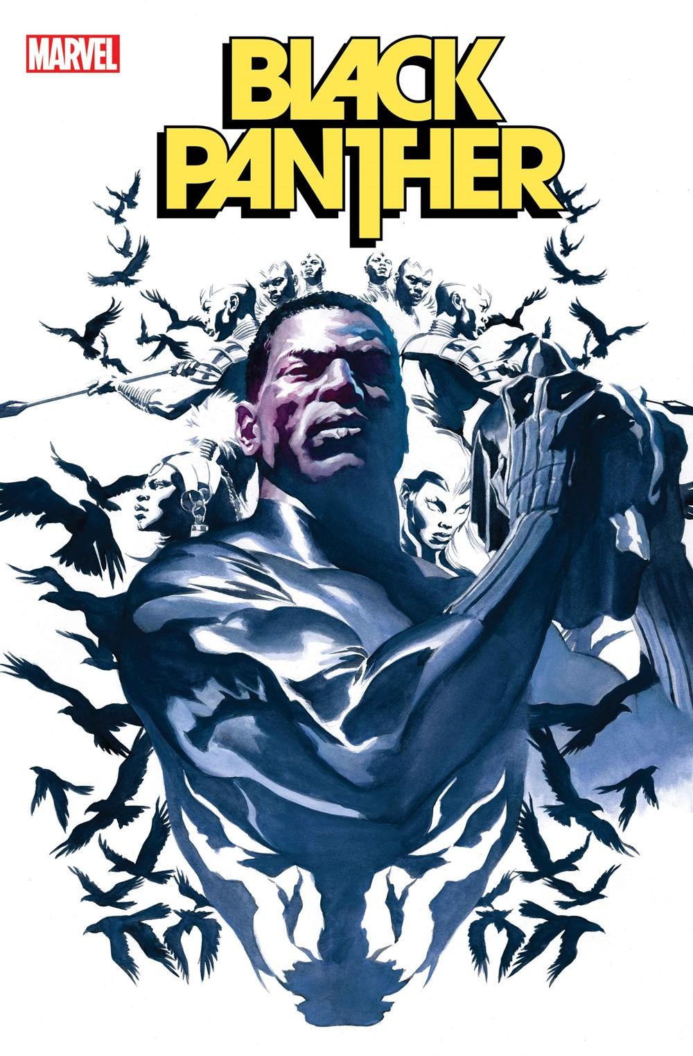 BLAP2021002_cov Marvel Comics September 2021 Solicitations