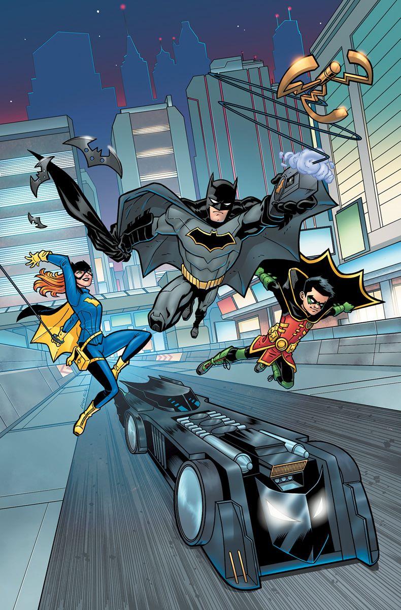 BM_KW_Cv1_00111 DC Comics September 2021 Solicitations