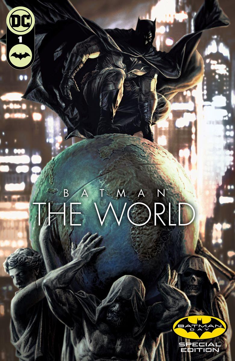 BM_THE_WORLD_BATMAN_DAY_Cv1 DC Comics September 2021 Solicitations