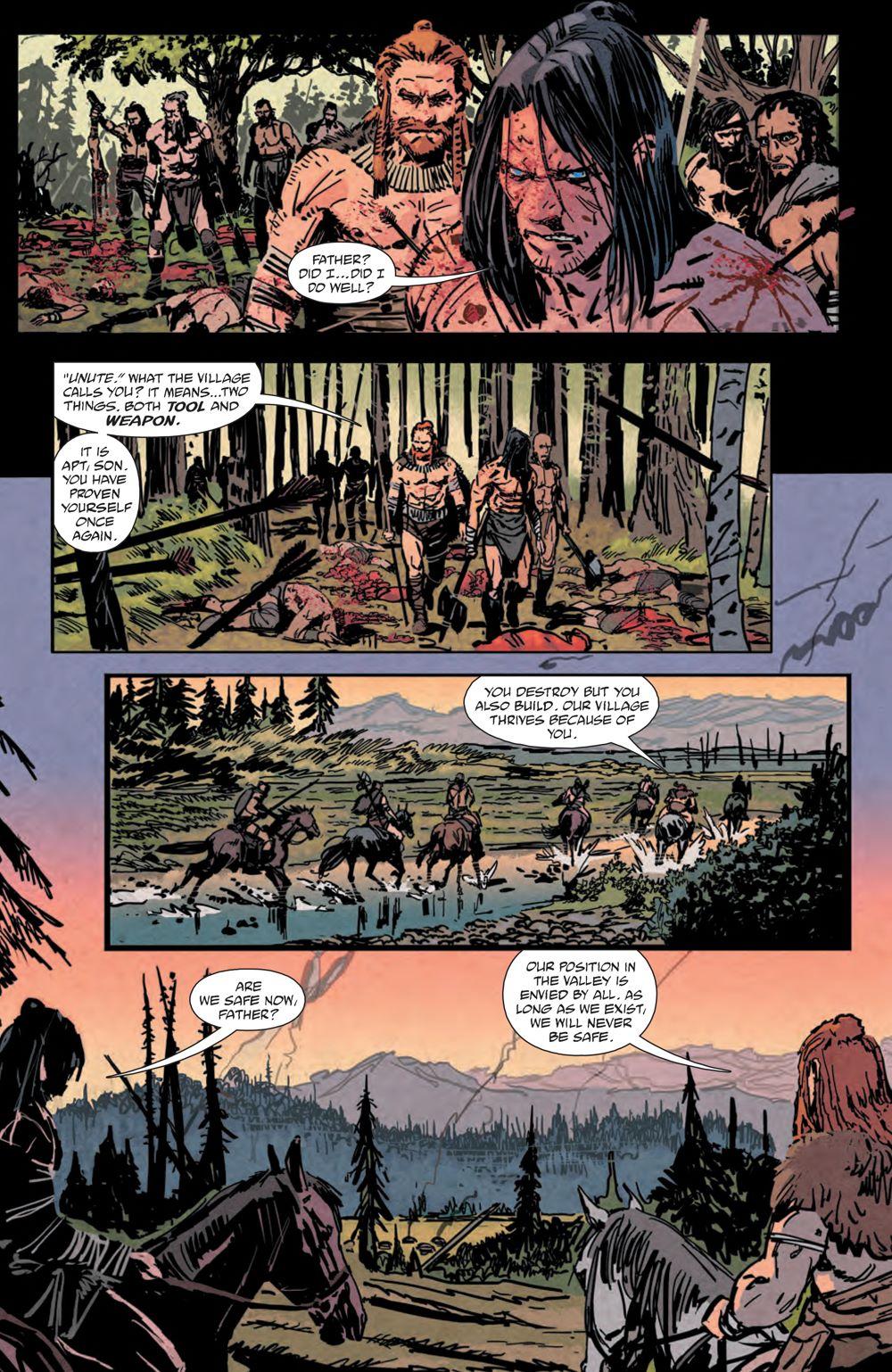 BRZRKR_003_PRESS_5 ComicList Previews: BRZRKR #3 (OF 12)