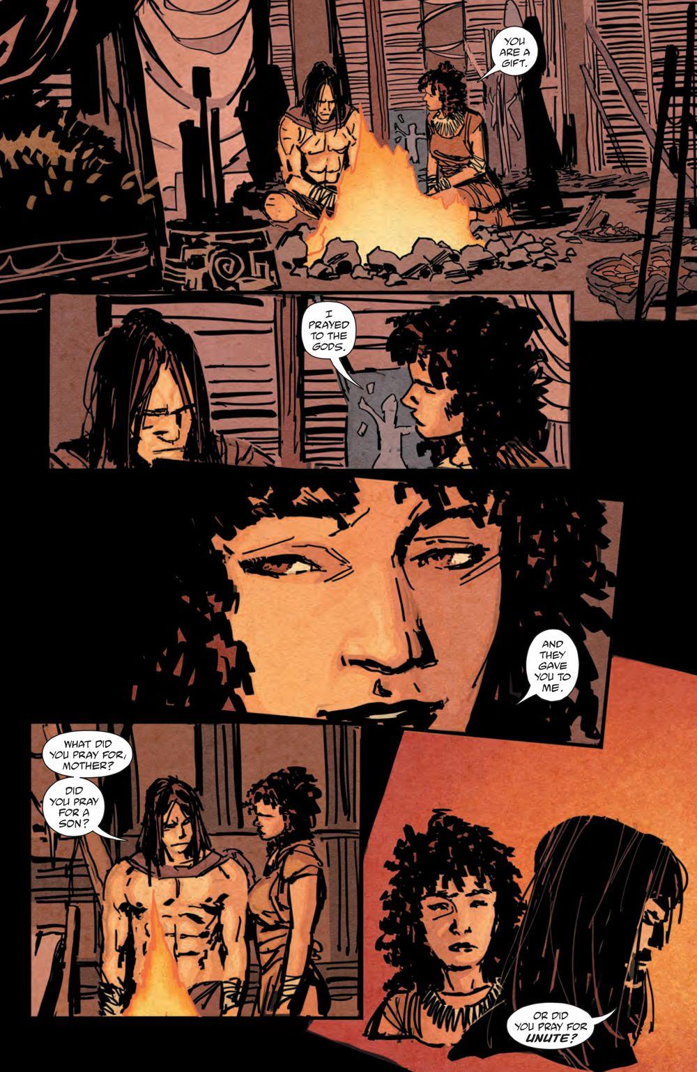 BRZRKR_003_PRESS_7 ComicList Previews: BRZRKR #3 (OF 12)