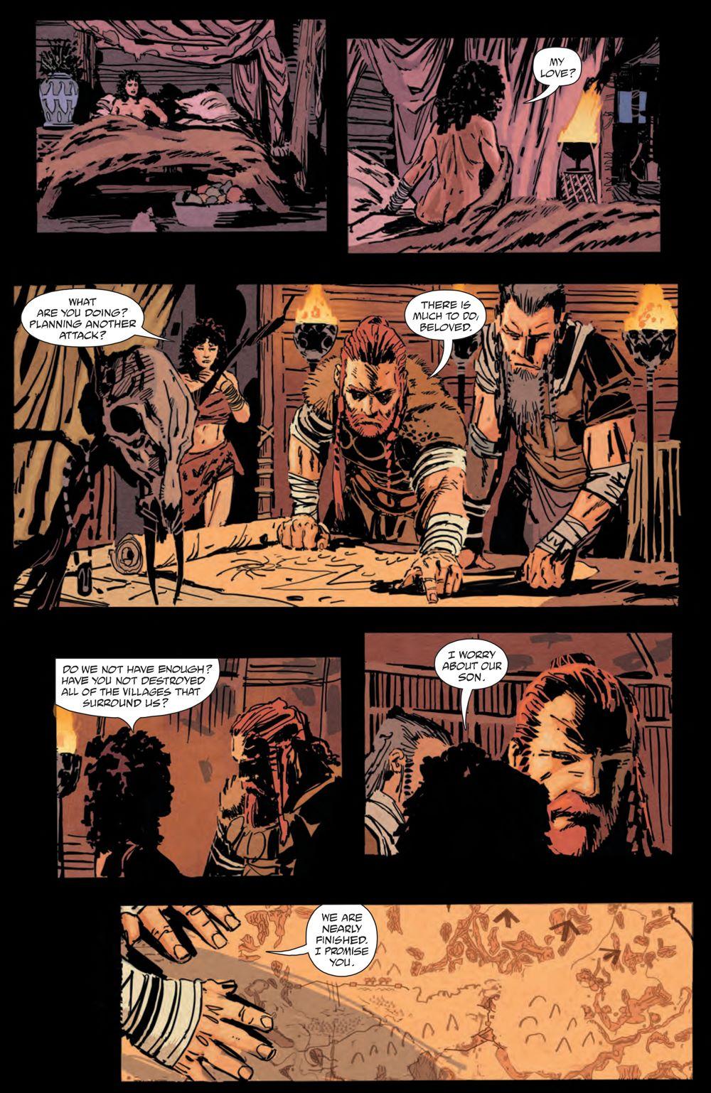 BRZRKR_003_PRESS_8 ComicList Previews: BRZRKR #3 (OF 12)