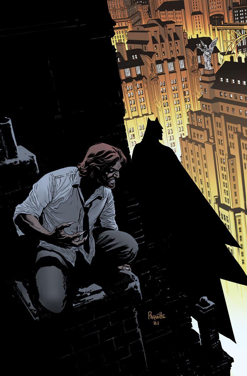 Batman_vs_BIGBY_001_Cover DC Comics September 2021 Solicitations