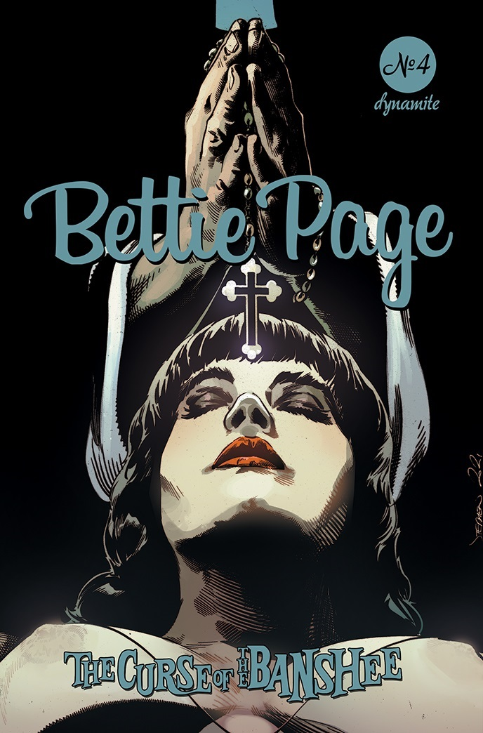 BettiePage2021-04-04031-C-Mooney Dynamite Entertainment September 2021 Solicitations