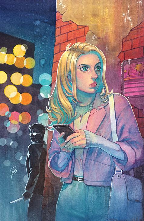 Buffy_029_Cover_A_Main BOOM! Studios September 2021 Solicitations