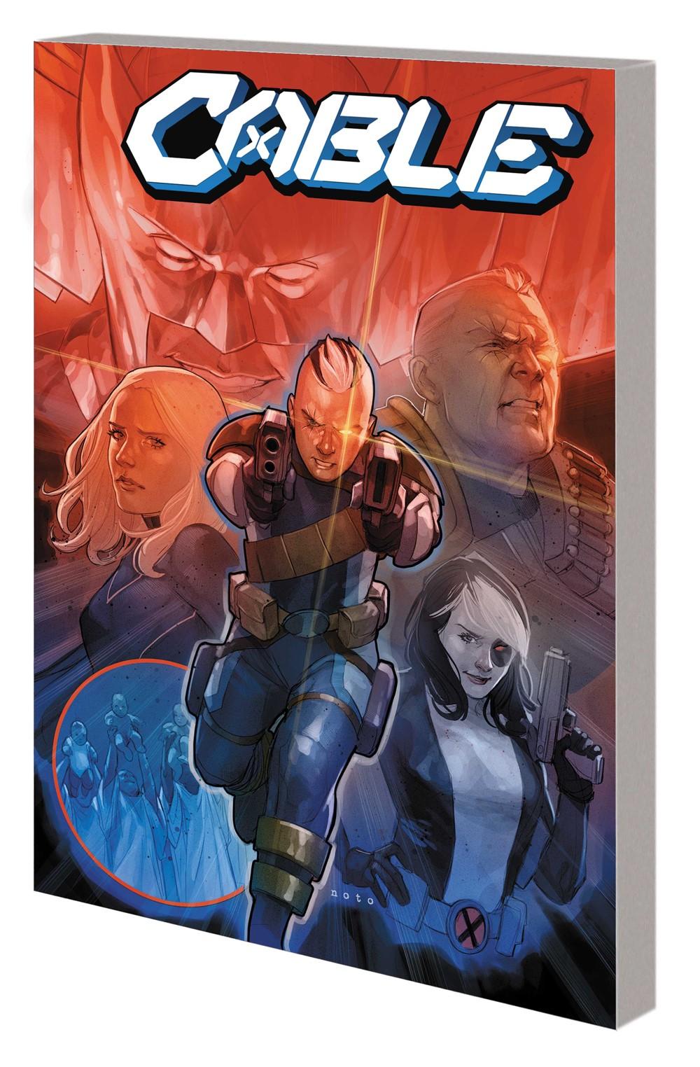 CABLE_VOL_2_TPB Marvel Comics September 2021 Solicitations