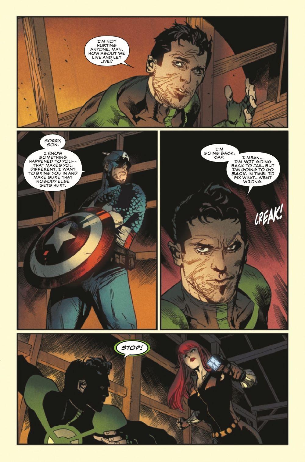 CAPAANN2021001_Preview-6 ComicList Previews: CAPTAIN AMERICA ANNUAL #1