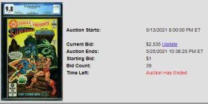 CGC-1-300x151 1 COMIC, 2 AUCTIONS: DC COMICS PRESENTS #47