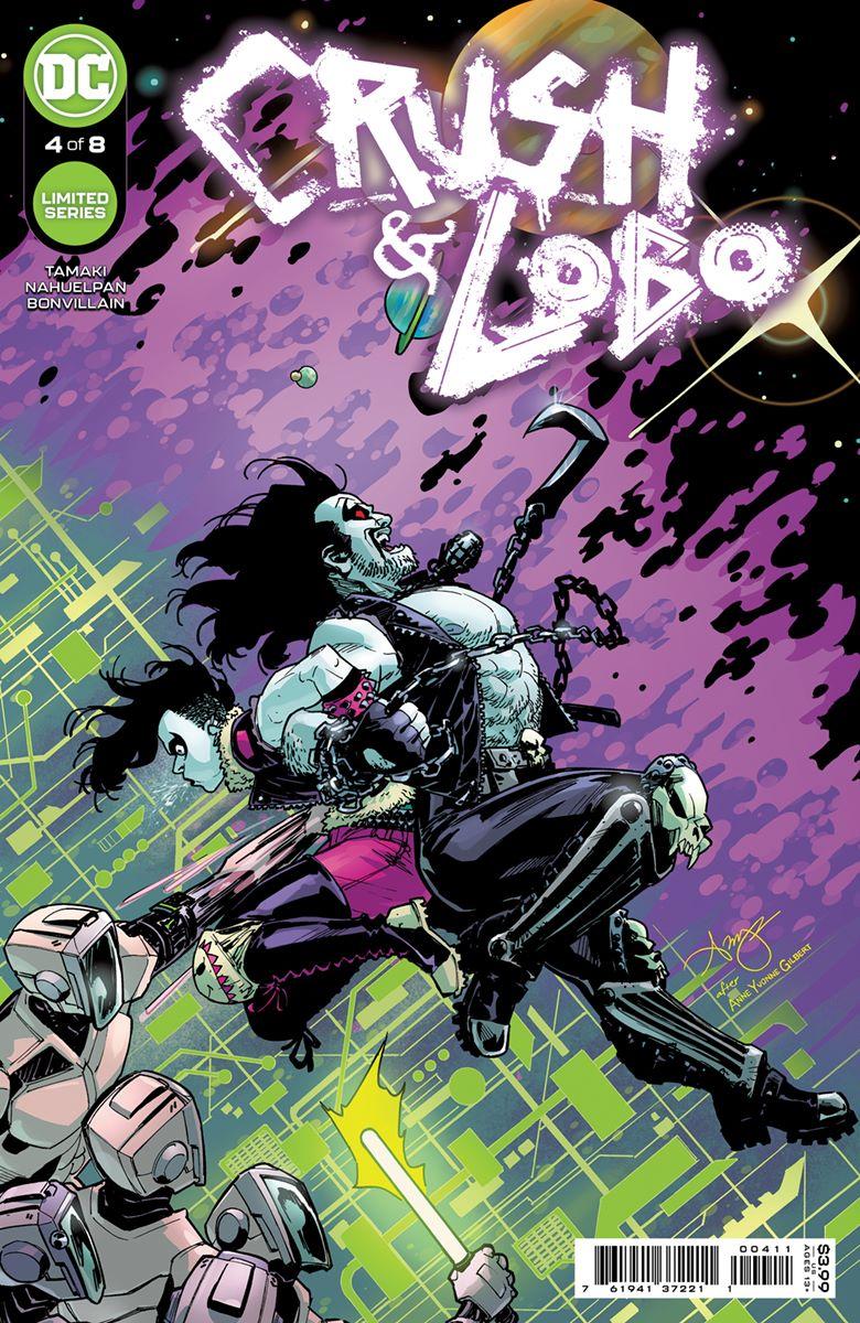 CandL_Cv4_00411 DC Comics September 2021 Solicitations