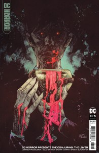 DCHP_TCTL_Cv1_2P_00112_60c00e3a4c6280.34107733-195x300 THE CONJURING: THE LOVER #1 returns with new printing this July
