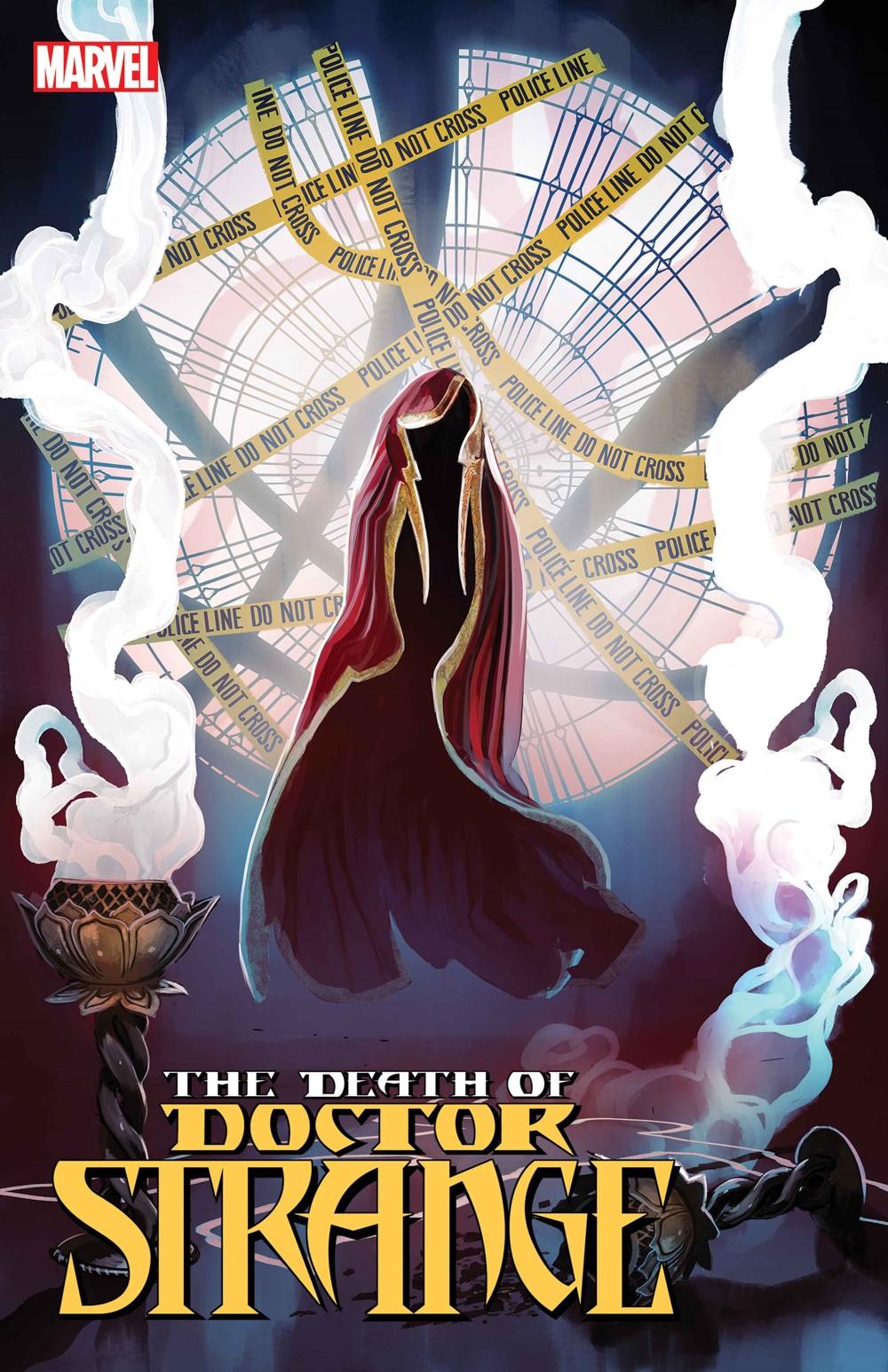 DRSDEATH2021001_Hans_var Marvel Comics September 2021 Solicitations