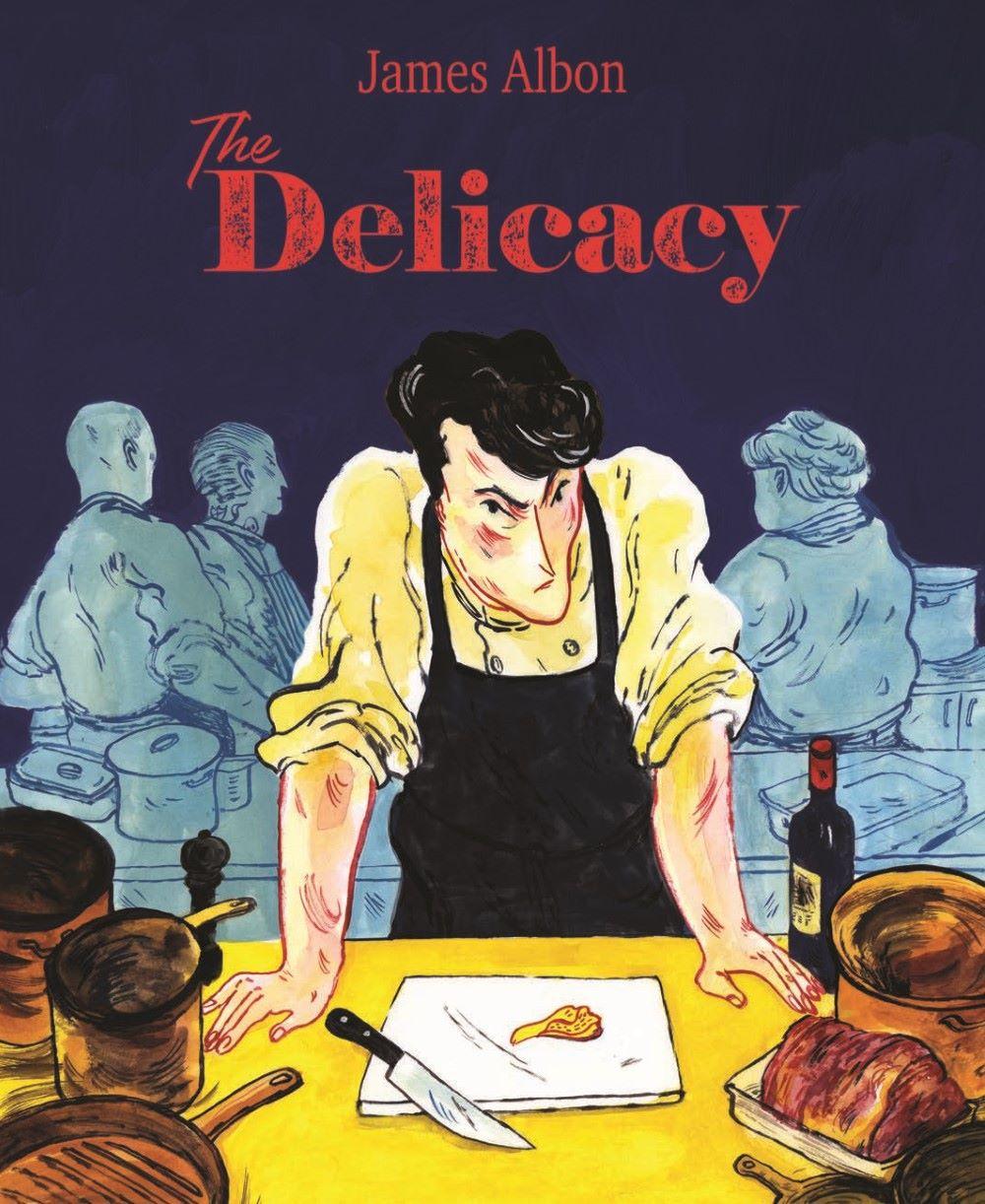 Delicacy_pr-1 ComicList Previews: THE DELICACY GN