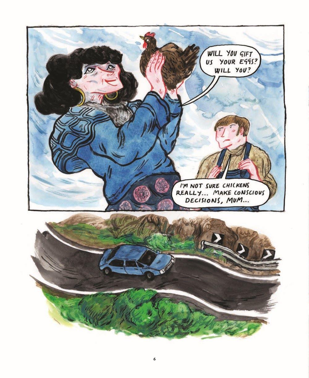 Delicacy_pr-5 ComicList Previews: THE DELICACY GN