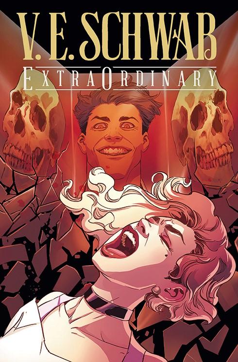 EXTRAORDINARY_4A-1 Titan Comics September 2021 Solicitations