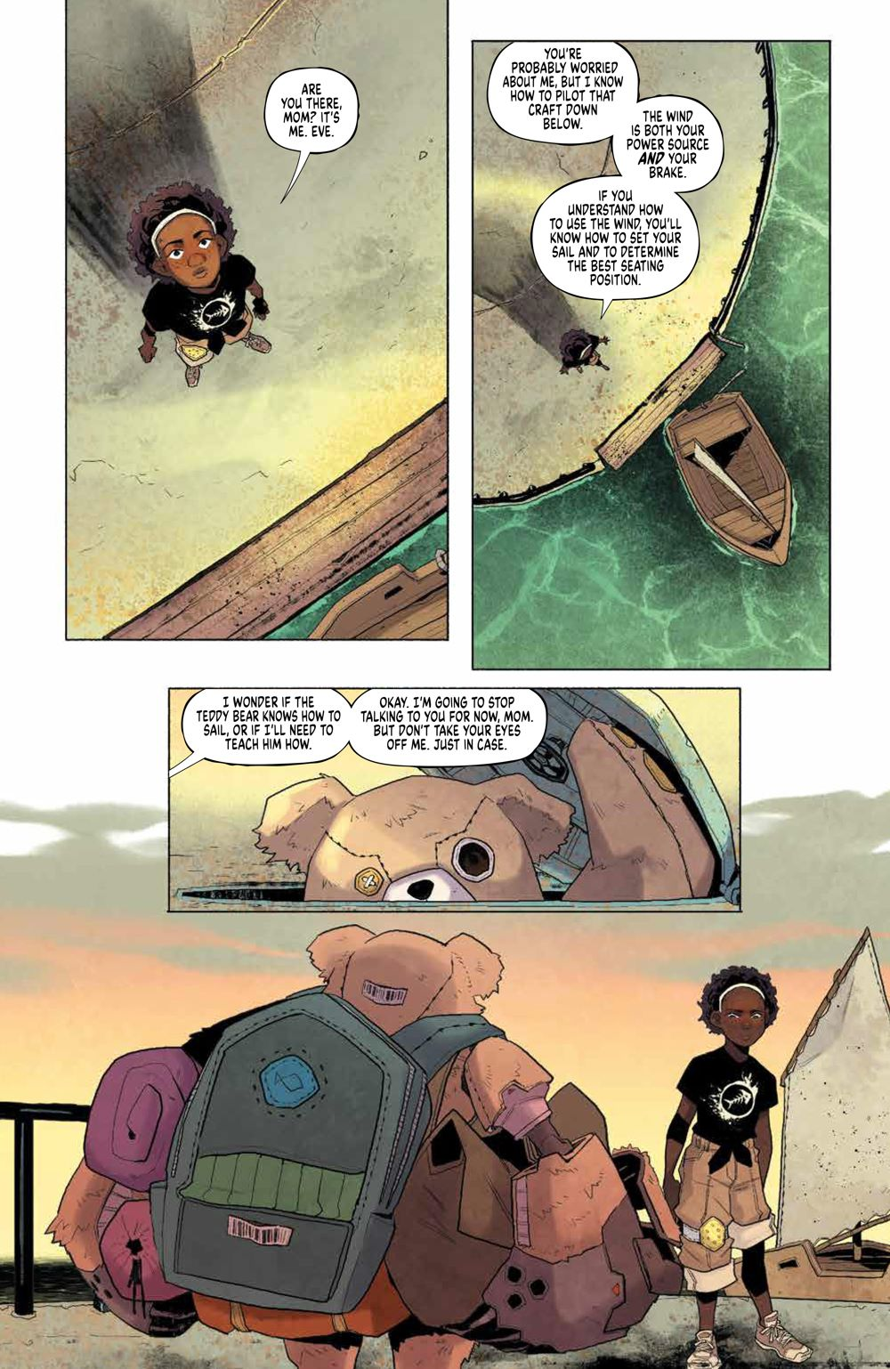 Eve_002_PRESS_8-1 ComicList Previews: EVE #2 (OF 5)