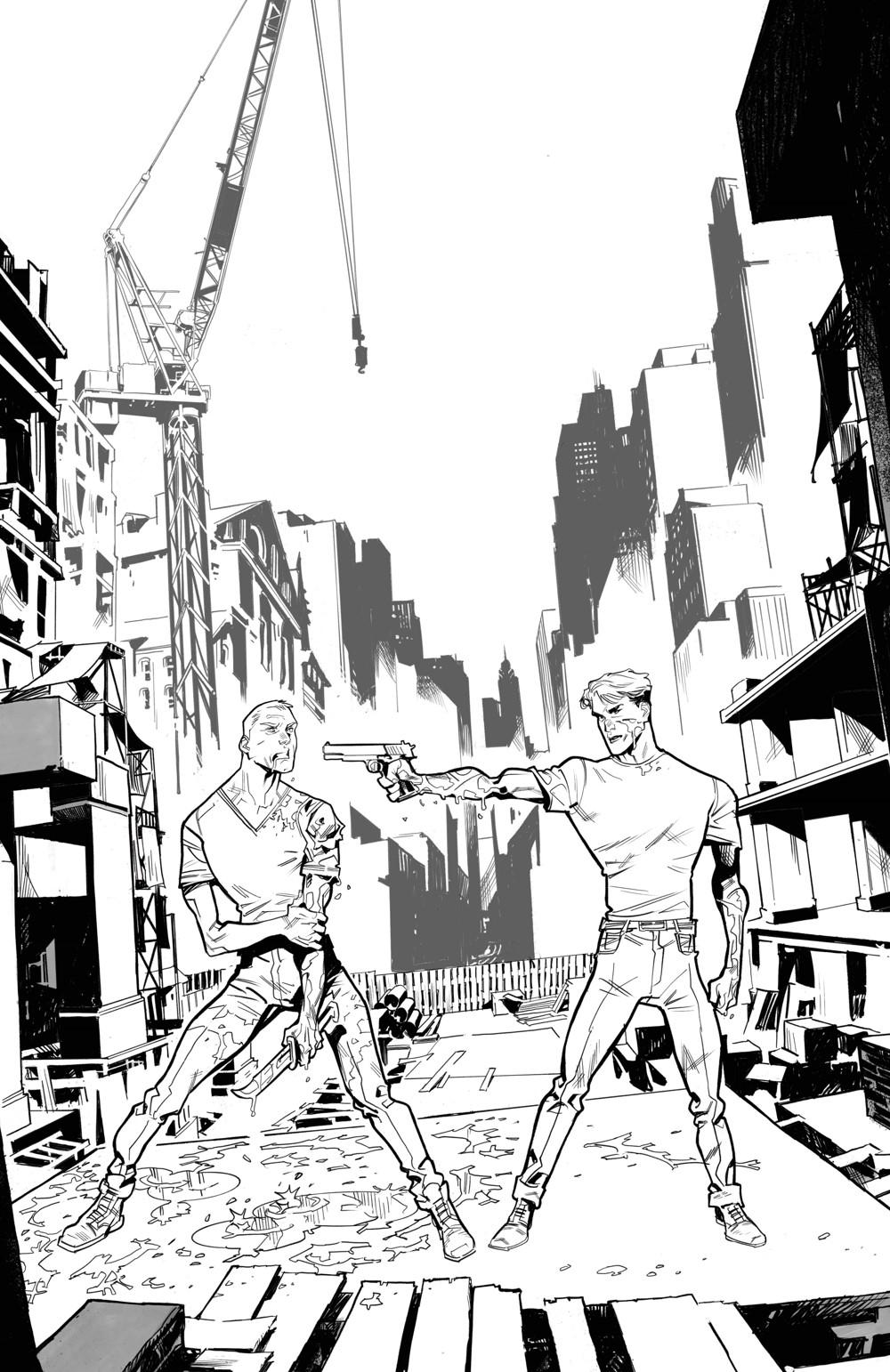 ExtraOrdinary1_FOC ComicList Previews: EXTRAORDINARY #1