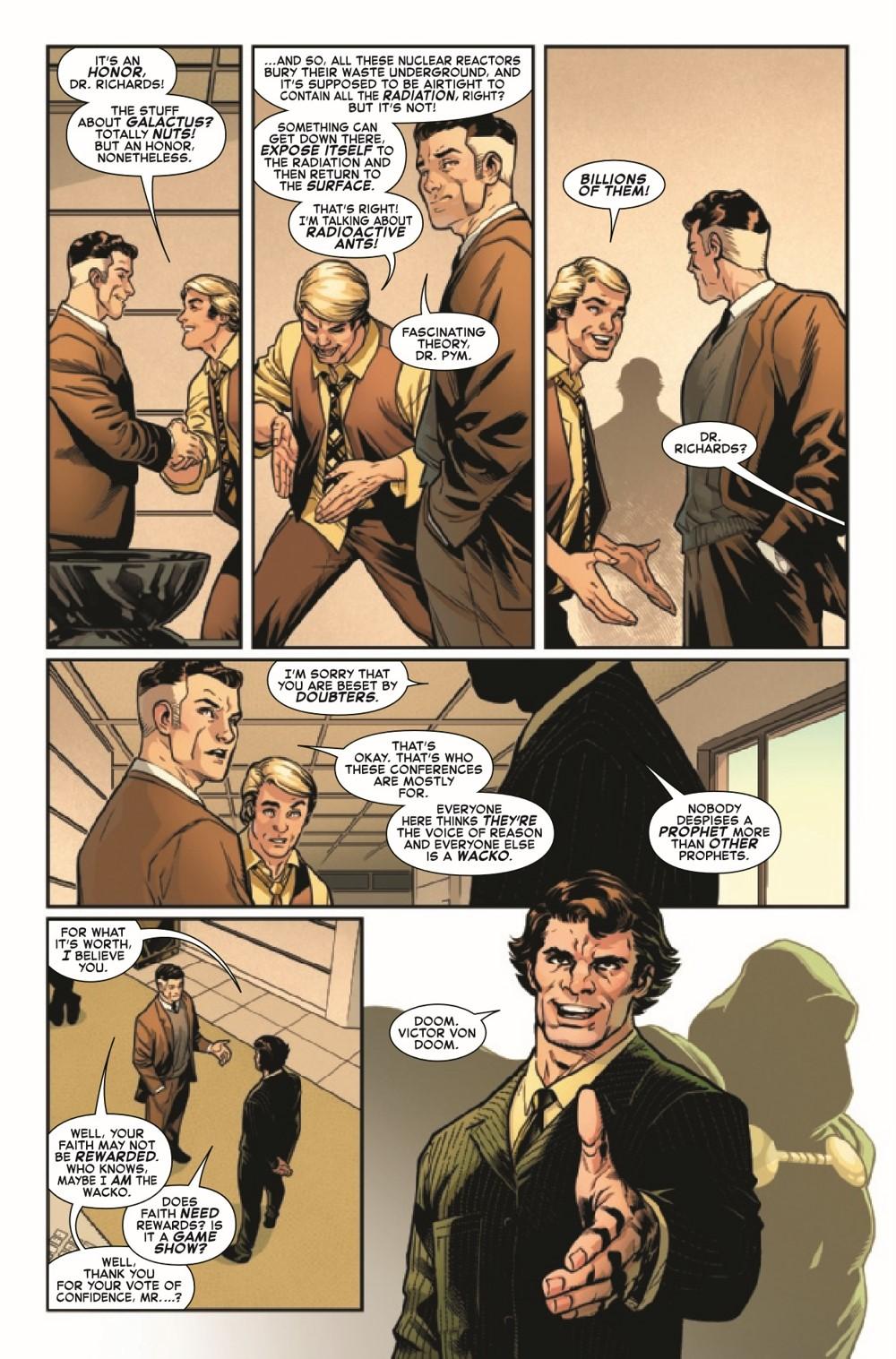 FFLIFESTORY2019002_Preview-6 ComicList Previews: FANTASTIC FOUR LIFE STORY #2 (OF 6)