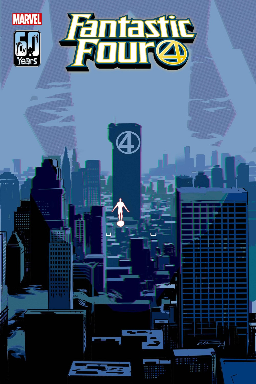 FFLIFESTORY2021004_Cov Marvel Comics September 2021 Solicitations