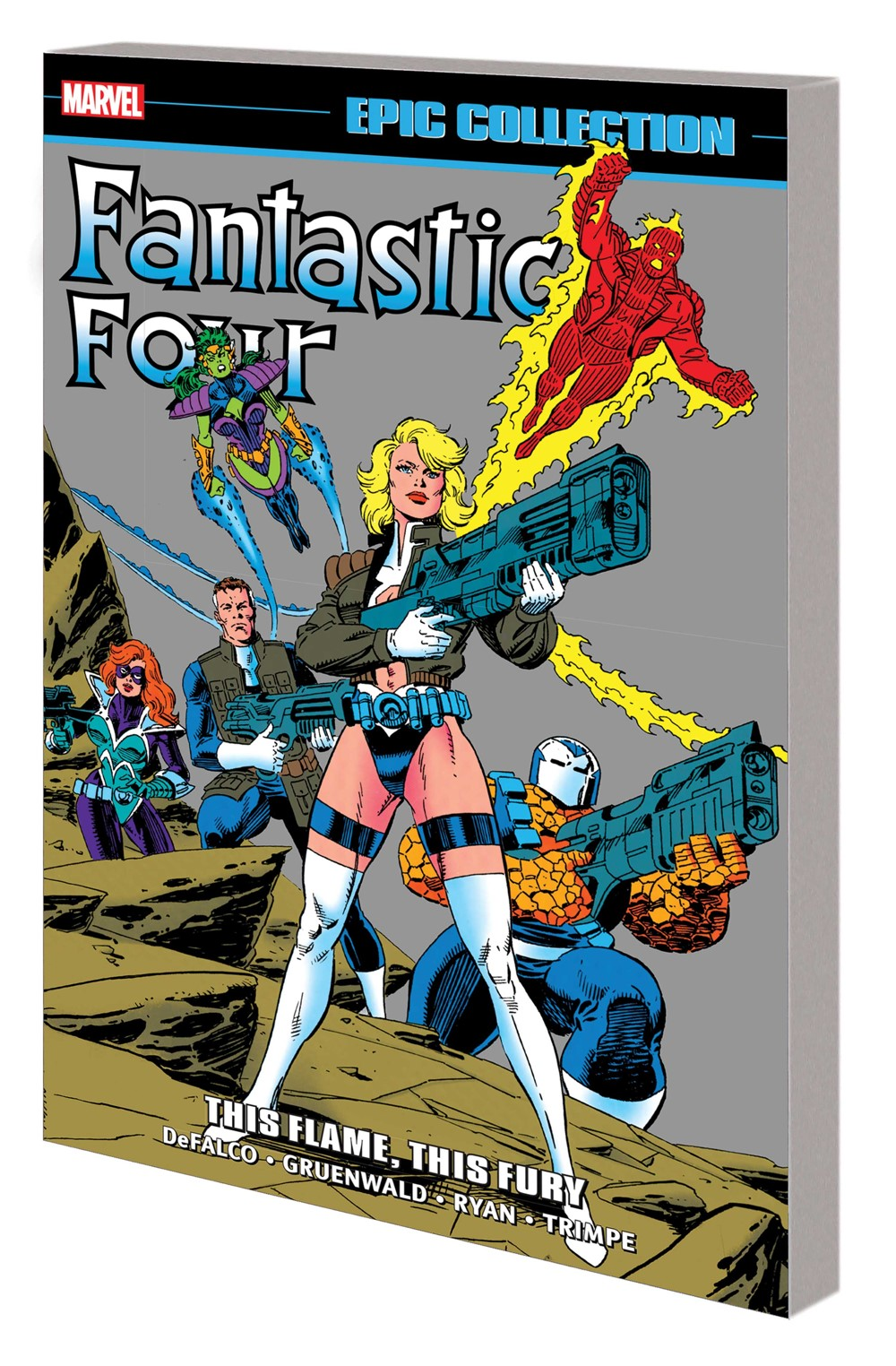 FF_EPIC_V22_TPB Marvel Comics September 2021 Solicitations