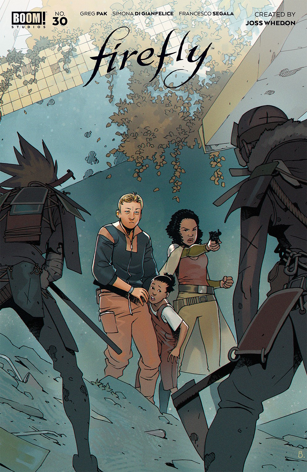 Firefly_030_Cover_A_Main ComicList Previews: FIREFLY #30