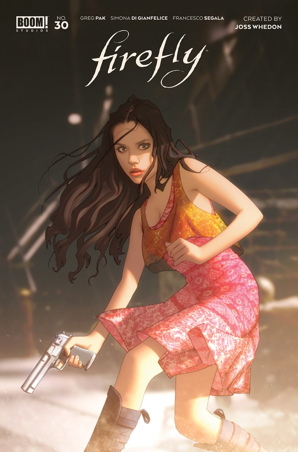 Firefly_030_Cover_B_Variant ComicList Previews: FIREFLY #30