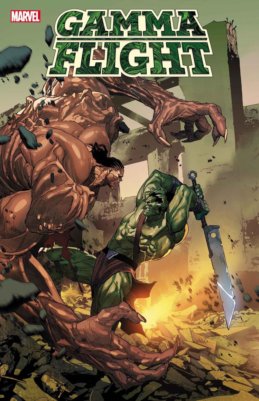 GAMMAFLIGHT2021004_cvr Marvel Comics September 2021 Solicitations