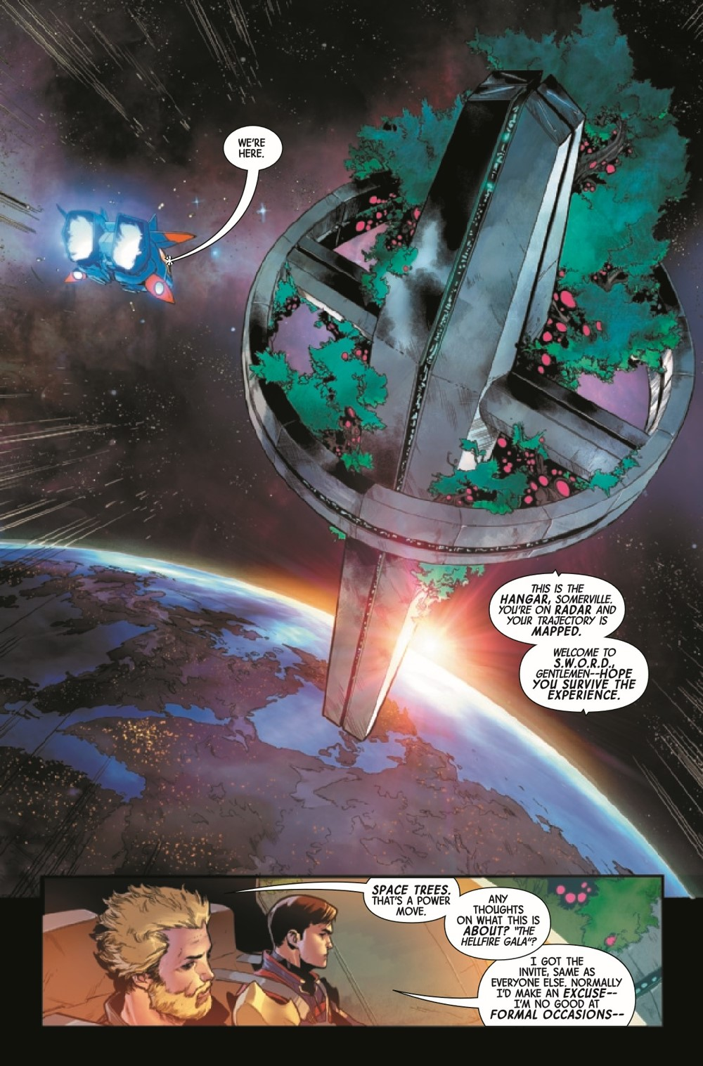 GARGAL2020015_Preview-3 ComicList Previews: GUARDIANS OF THE GALAXY #15