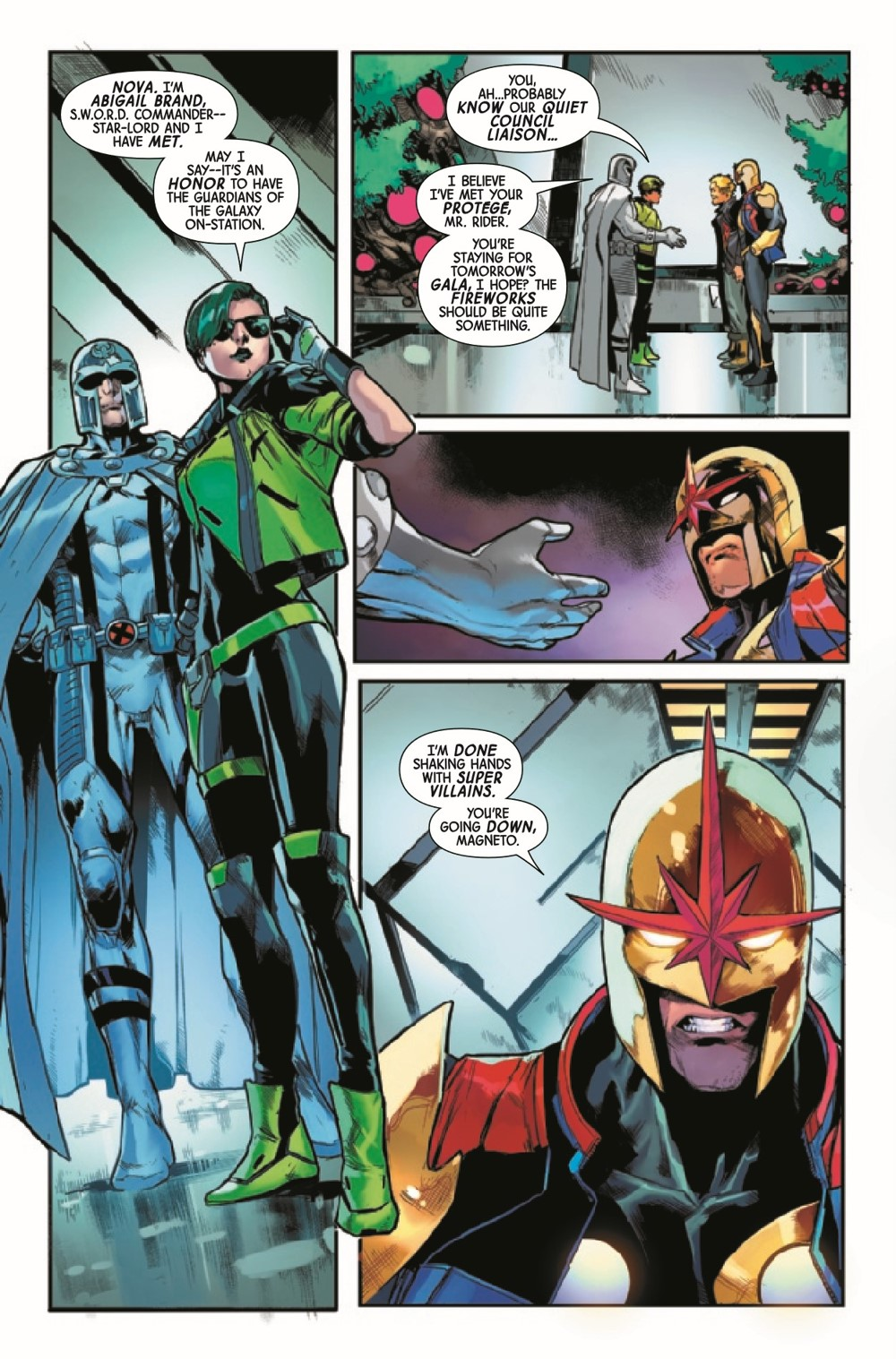GARGAL2020015_Preview-5 ComicList Previews: GUARDIANS OF THE GALAXY #15