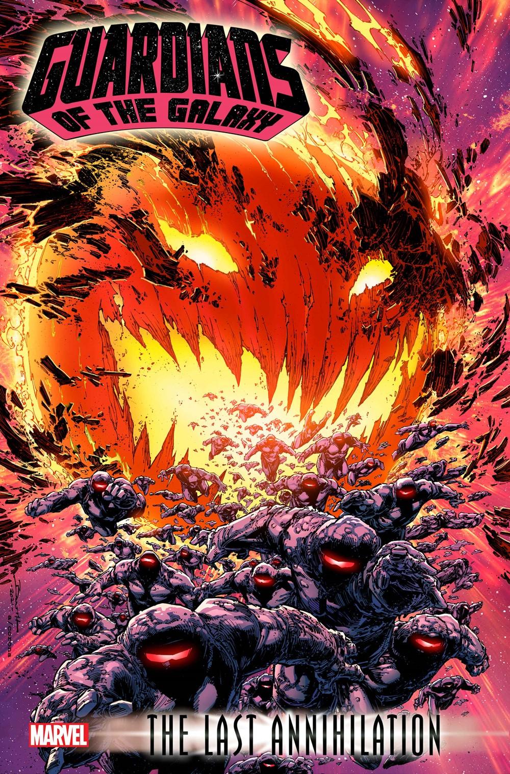 GARGAL2020018_cov Marvel Comics September 2021 Solicitations