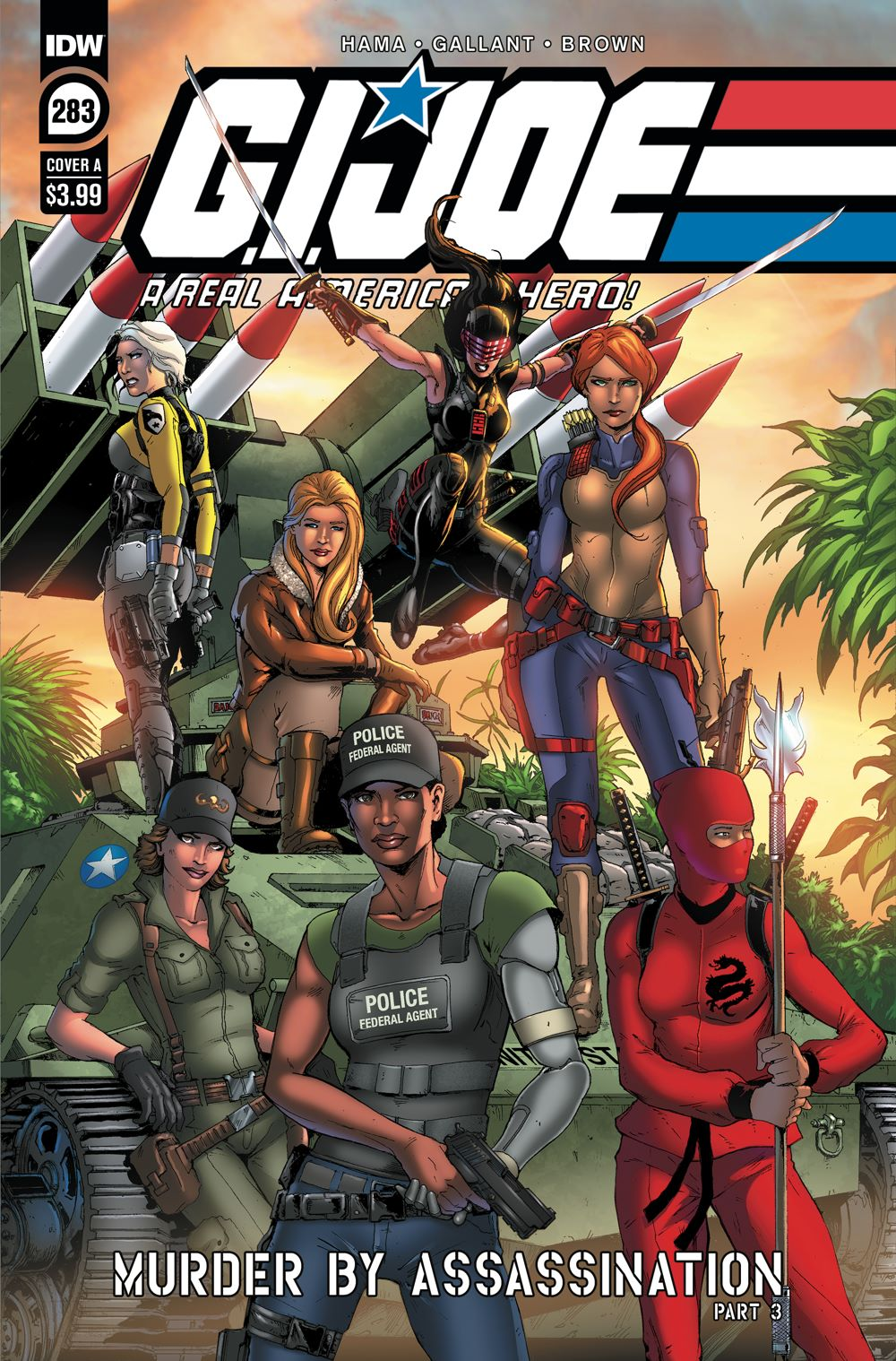 GIJoeRAH283-coverA ComicList: IDW Publishing New Releases for 06/16/2021