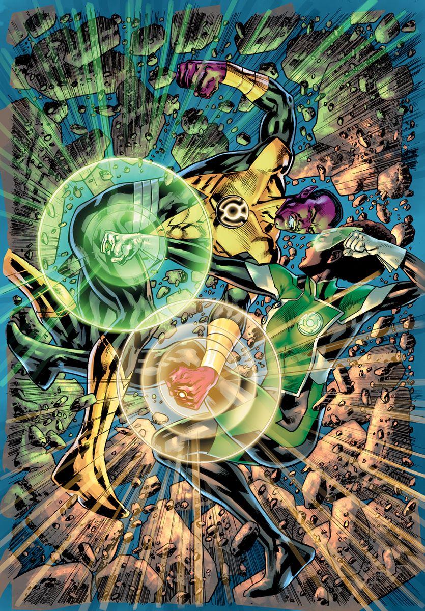 GREENLANTERN_06_HitchCVR DC Comics September 2021 Solicitations