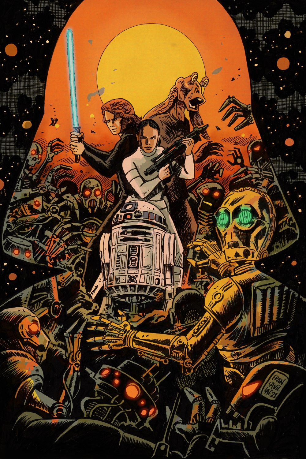 GhostsOfVadersCastle01b IDW Publishing September 2021 Solicitations