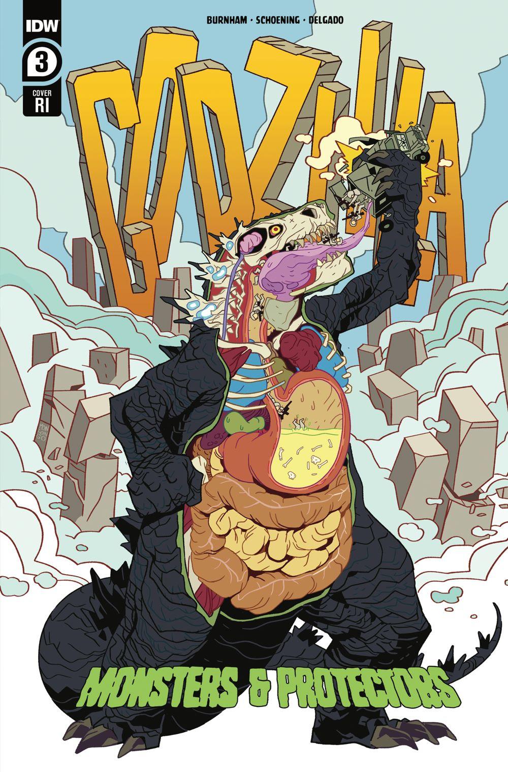 Godzilla_MP03-coverRI ComicList: IDW Publishing New Releases for 06/16/2021