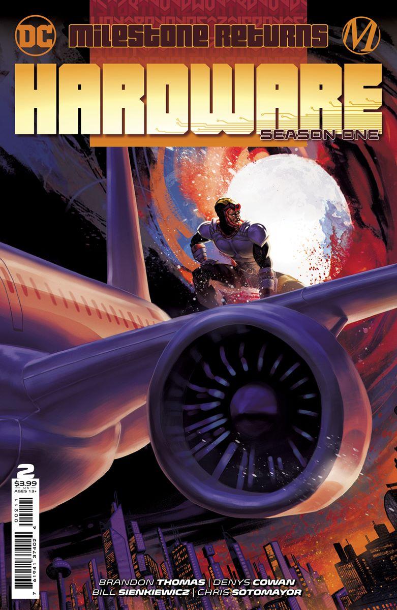 HARDWARE_S1_Cv2_00211 DC Comics September 2021 Solicitations