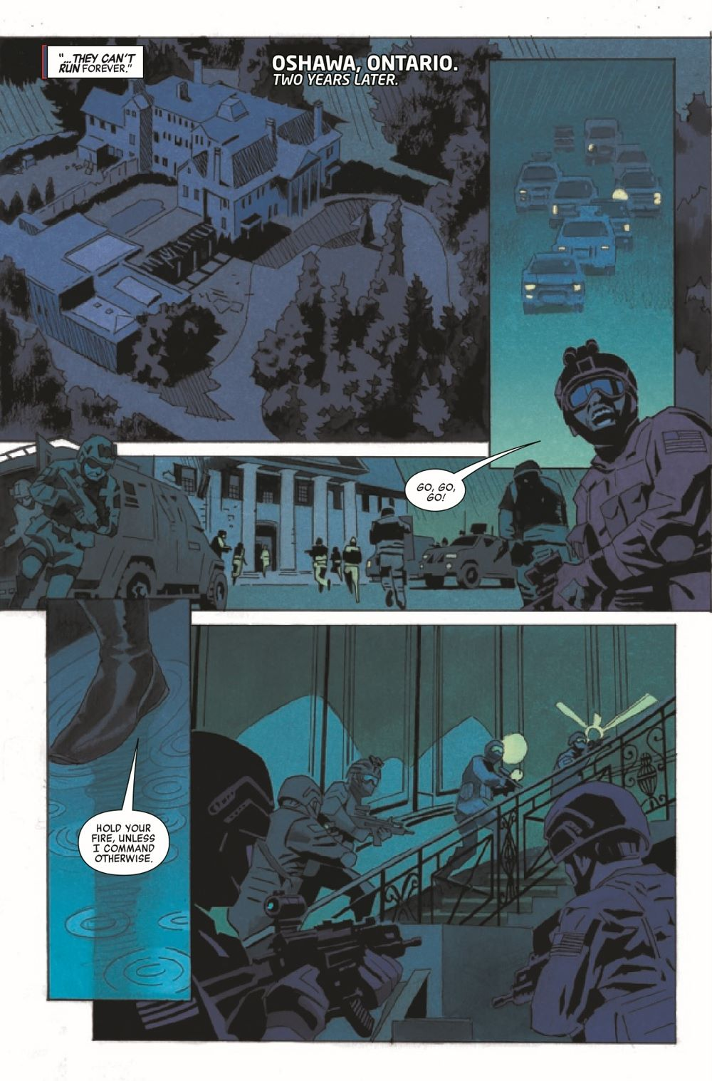 HRWEAPXFINALF2021001_Preview-6 ComicList Previews: HEROES REBORN WEAPON X AND FINAL FLIGHT #1