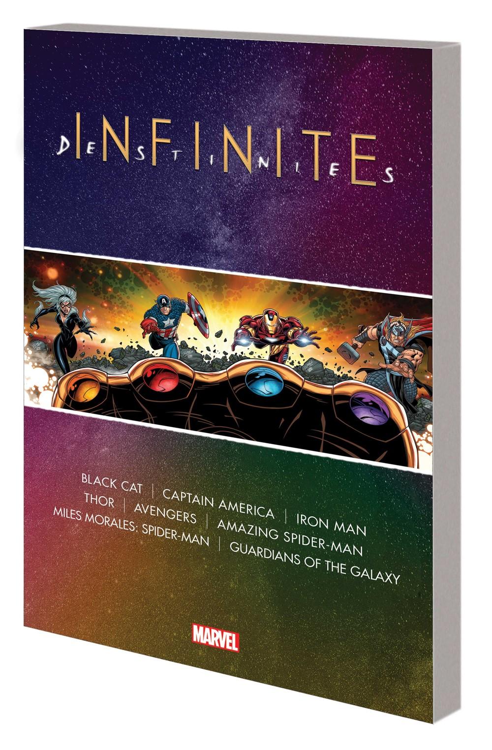 INFDESTINIES_TPB Marvel Comics September 2021 Solicitations