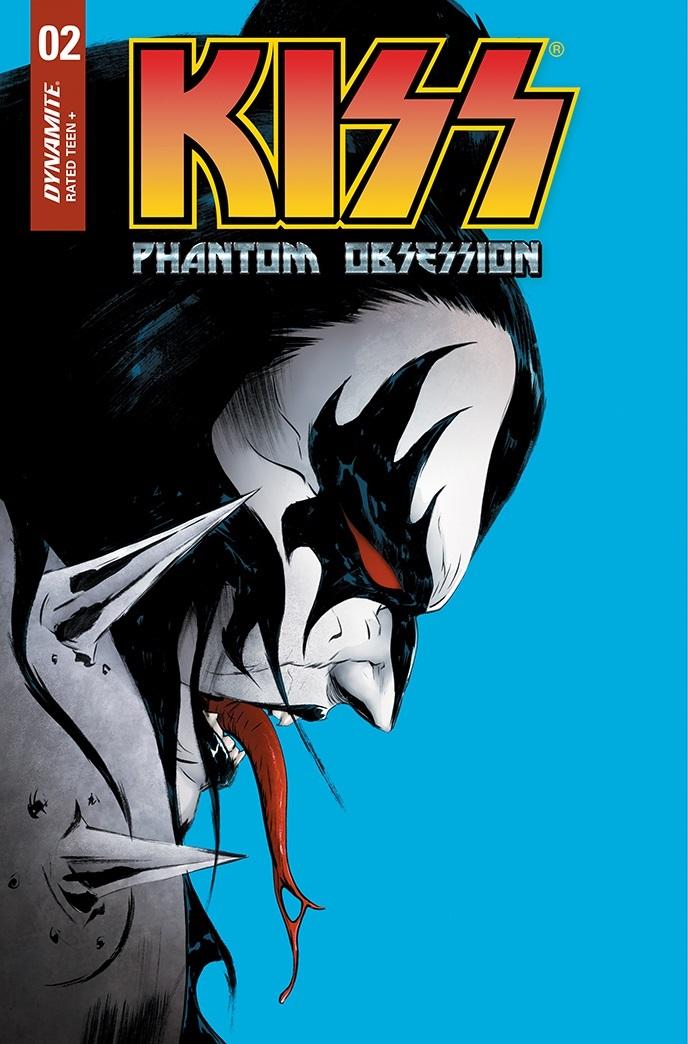 KissPO-02-02011-A-Lee Dynamite Entertainment September 2021 Solicitations