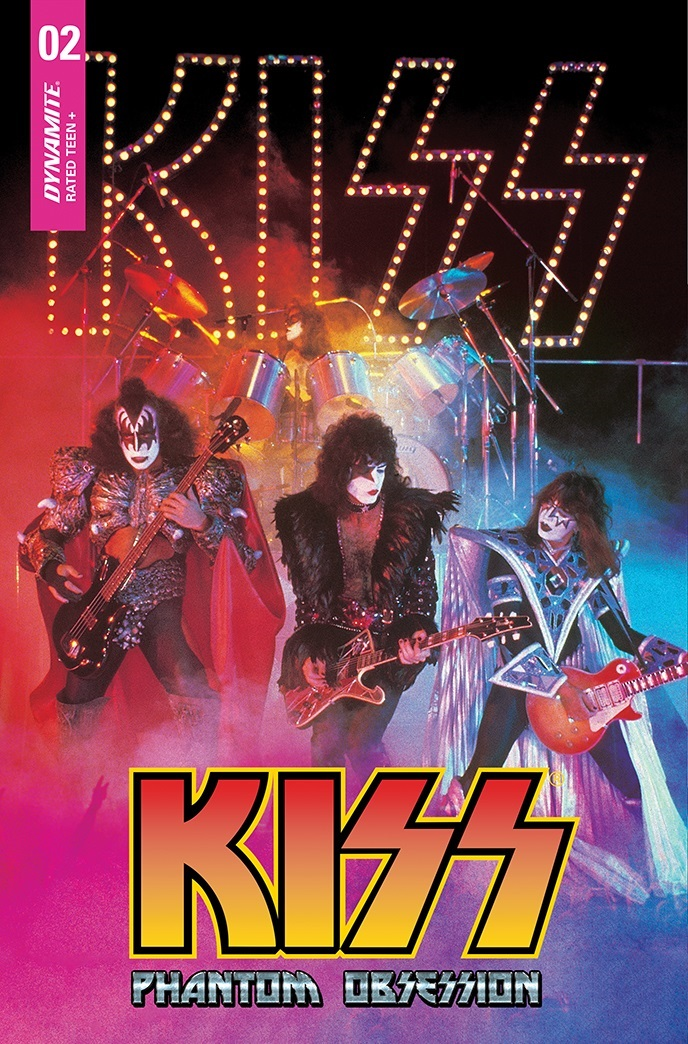 KissPO-02-02051-E-Photo Dynamite Entertainment September 2021 Solicitations
