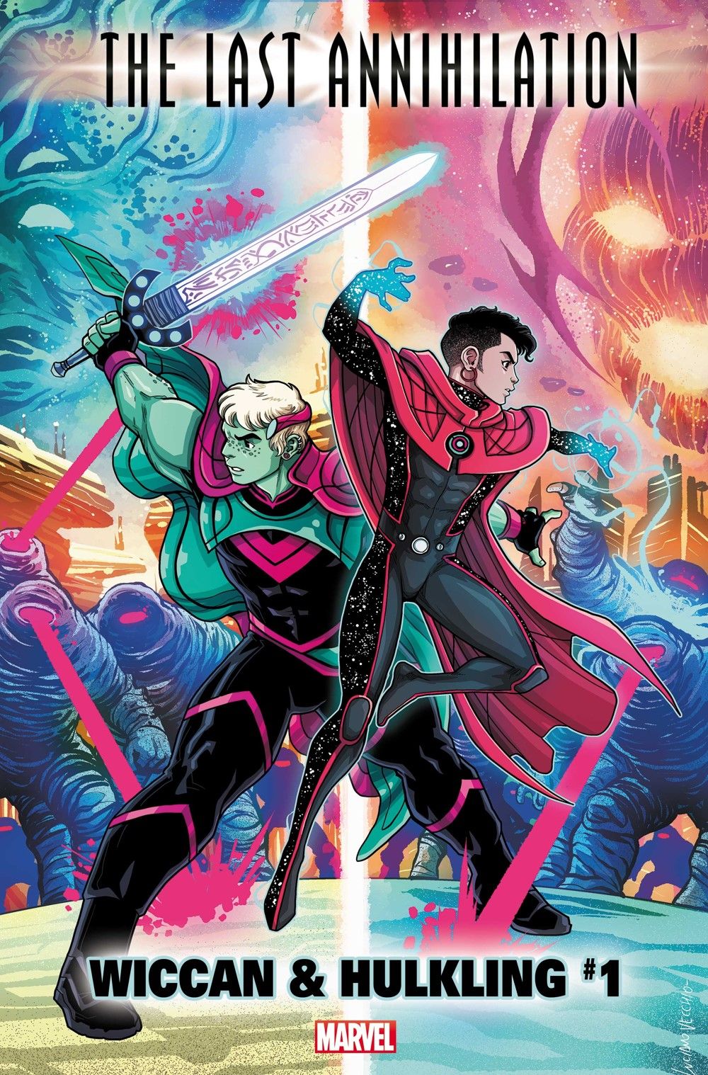 LASTANNIHWH2021001_cov Marvel Comics September 2021 Solicitations