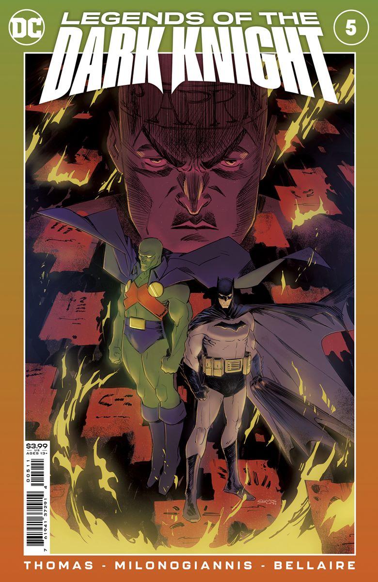 LOTDK_Cv5_00511 DC Comics September 2021 Solicitations