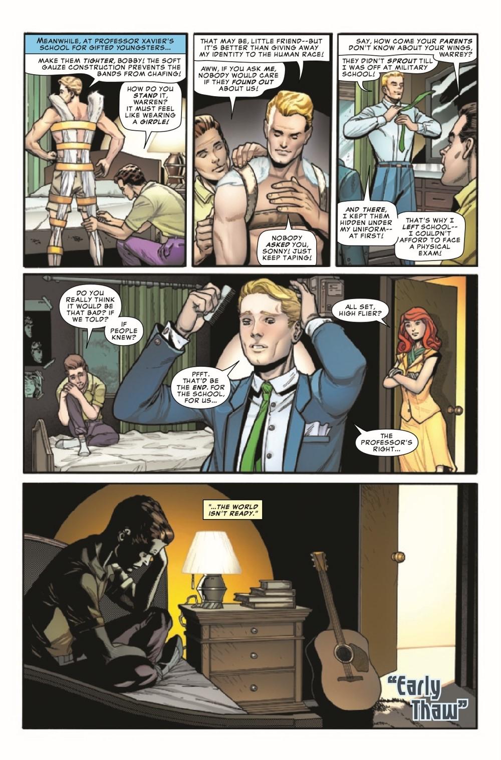 MARVOICESPRIDE2021001_Preview-10 ComicList Previews: MARVEL'S VOICES PRIDE #1